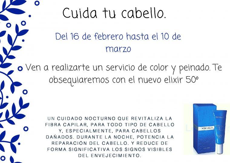 Promoció perruqueria THES Lleida.