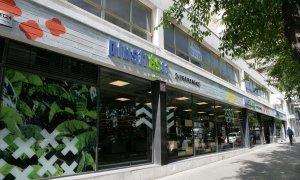 Exterior de l'establiment Plusfresc inaugurat per Supermercats Pujol a Tarragona