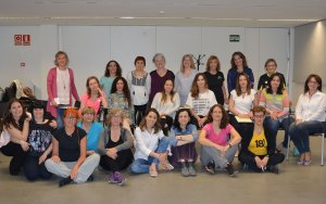 Imatge de les llevadores lleidatanes
