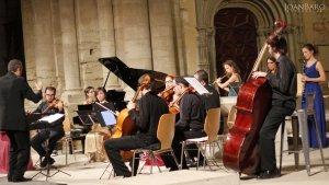 La banda de LleidArt Ensemble