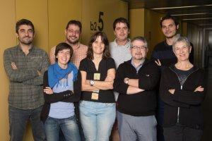Membres del del Grup Biologia de Sistemes i Mètodes Estadístics per a la Recerca, de la UdL i l'IRBLleida