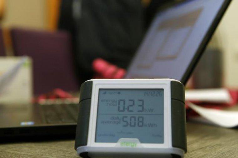 Imatge d'un marcador de consum