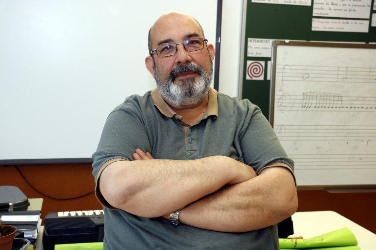 Pla mig del professor Ramon Manuel Ribelles, que ha descobert els vincles del jutge Llarena