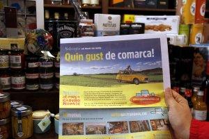 El diari promocional de la campanya 'Solsonès, el mes + gastronòmic'