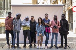 Els fotògrafs i dinamitzadors d'aquest taller han estat 12 joves provinents de l'Associació Prosec Lleida.