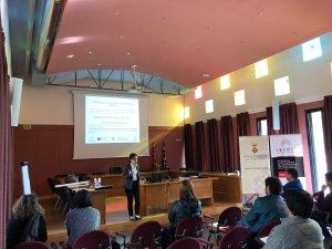 Imatge de la primera reunió celebrada per posar en marxa la creació d'una marca per als productes agroalimentaris de la Noguera