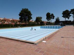 Imatge de les piscines de les Borges