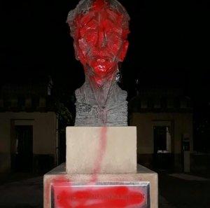 Imatge del bust de Lluís Companys