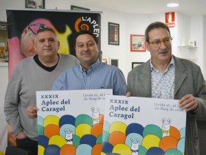 La XXXIX Aplec del Caragol s'ha presentat aquest dimarts a l'Espai Gastronòmic.