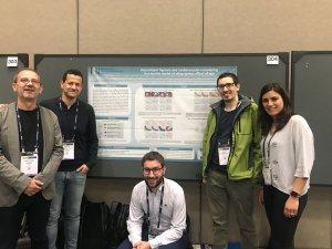 Pla obert on es poden veure els investigadors de la UdL i l'IRBLleida que han portat a terme l'estudi sobre l'apnea del son