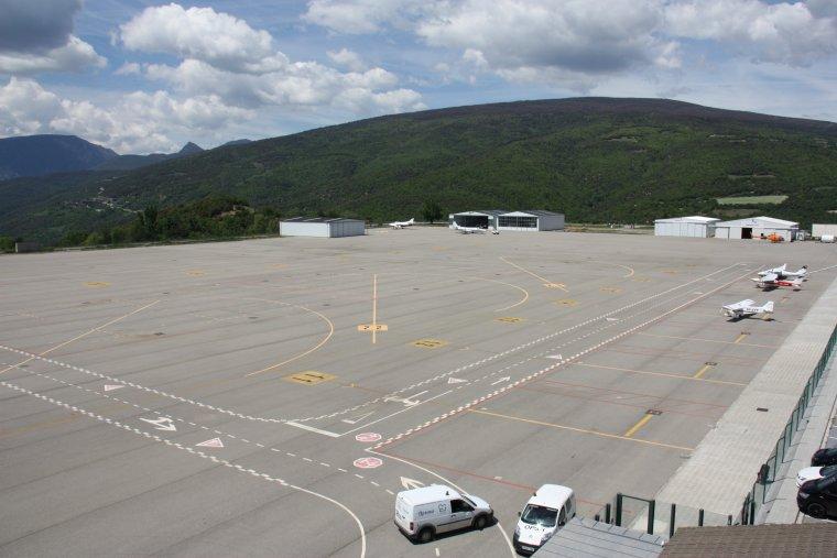 Pla general de l'aeroport de la Seu d'Urgell