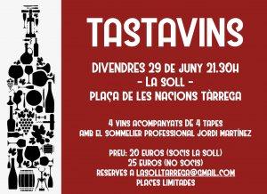 Cartell del TastaVins