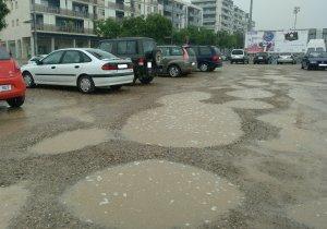 Imatge de l'aparcament de Cappont