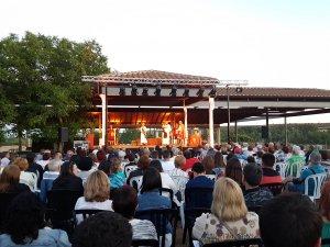 Imatge de l'espectacle «Catalans a la romana»