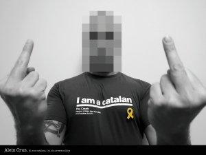 Imatge del periodista targarí Aleix Cruz.