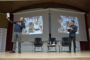 Imatge d'una altra conferència