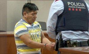 L'acusat d'apallissar i abusar de dues filles a Lleida, després de la vista a l'Audiència de Lleida