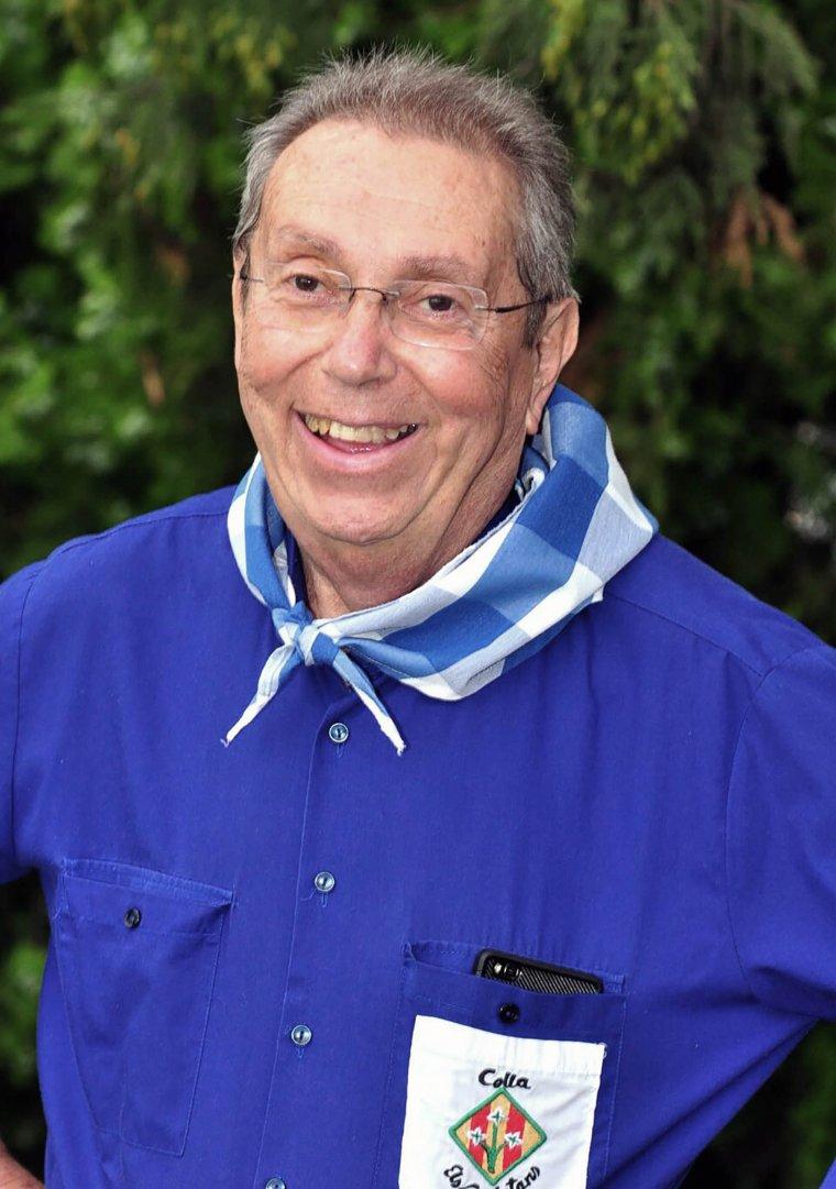 Antoni Curto, membre històric de l'Aplec