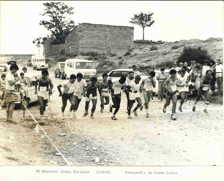 Imatge de la cursa l'any 1983