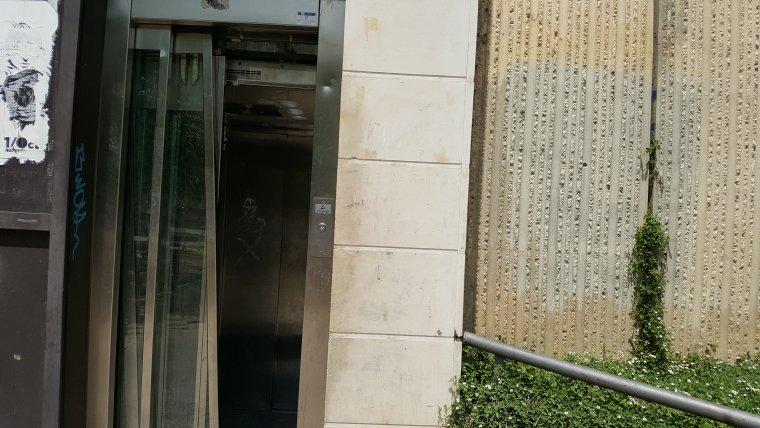 Imtage de l'estat de l'ascensor
