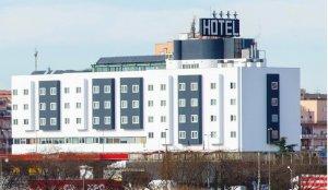 Imatge de l'hotel Condes de Urgel de Lleida