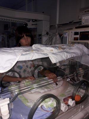 Imatge de l'UCI neonatal