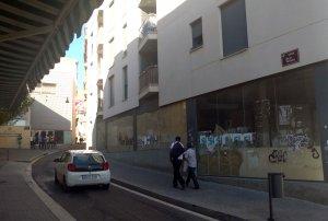 Imatge del carrer Tallada