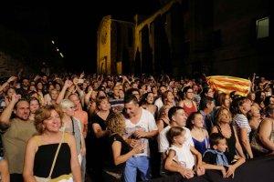 Imatge del públic assistent al festival