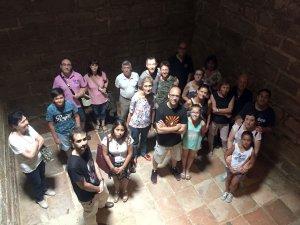 Imatge d'un grup a Gardeny