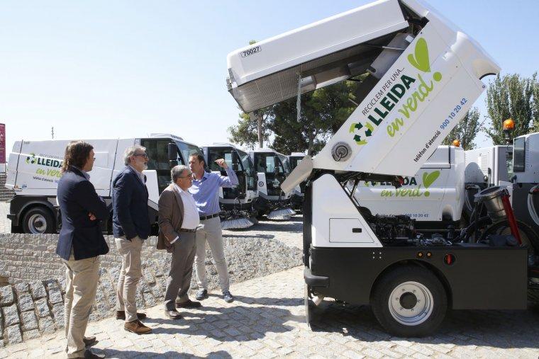 Imatge d'un nou vehicle d'Ilnet