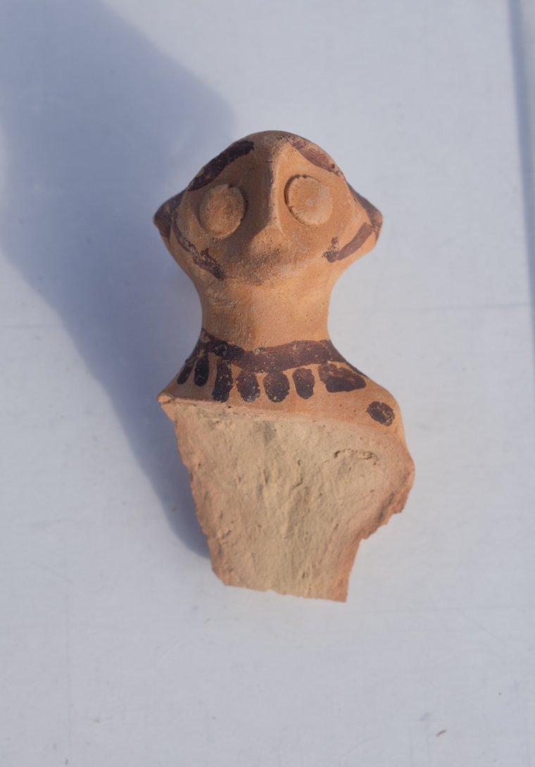 Imatge d'una de les figures trobades