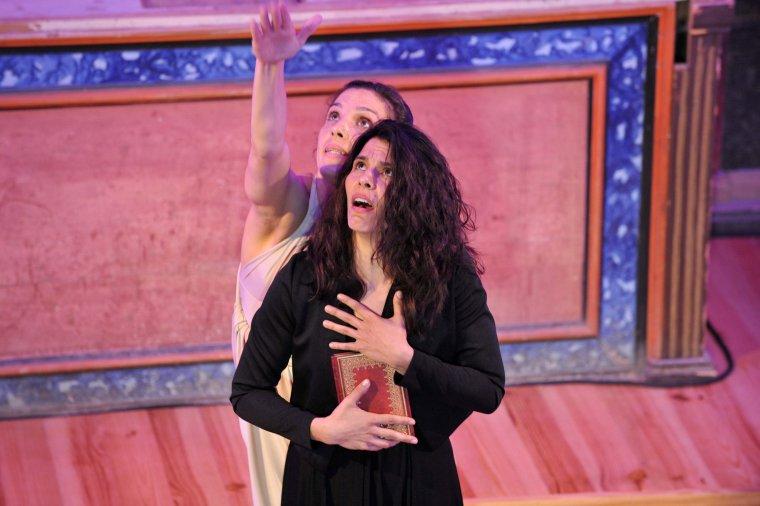 NUÀ, amb Raquel Gualtero i Anaïs Oliveras, dimarts a Sorpe