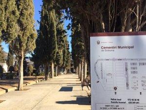 Cementiri de Solsona.
