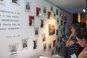 Exposició a la sala Marsà