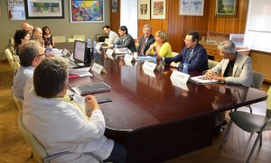 Imatge de la reunió