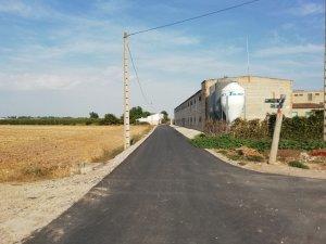 Imatge del carrer Tàrrega