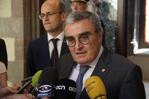 Pla mig de l'ambaixador de l'estat espanyol a Andorra, Àngel Ros