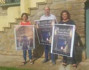 Presentació de la festa Harpia