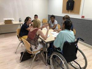 Reunió de tècnics i usuaris d'Aspid