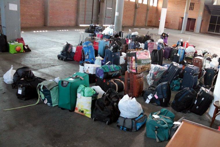 Imatge de maletes dels temporers