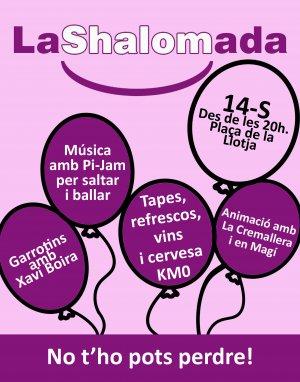 Cartell de la Shalomada