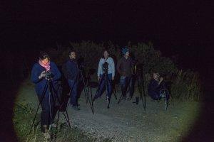 Curs de fotografia nocturna, a La Seu d'Urgell