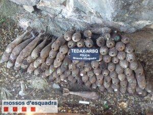 Imatge de les 126 granades