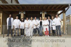 Imatge del grup de l'UTC del Santa Maria de Lleida