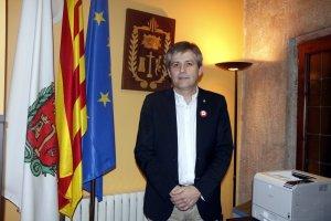 L'alcalde de Solsona, David Rodríguez (ERC)