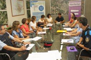 Pla obert de la reunió de treball per definir el nou protocol per a la prevenció de violències sexuals a Tàrrega