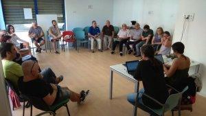 Pla obert de l'assemblea del Comú de Lleida