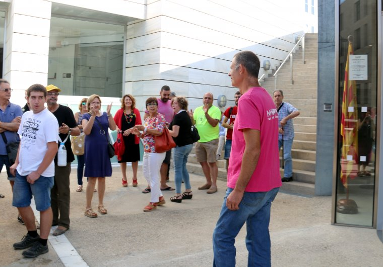 El veí de Belianes que ha declarat el 13 de setembre de 2018 al jutjat de Lleida