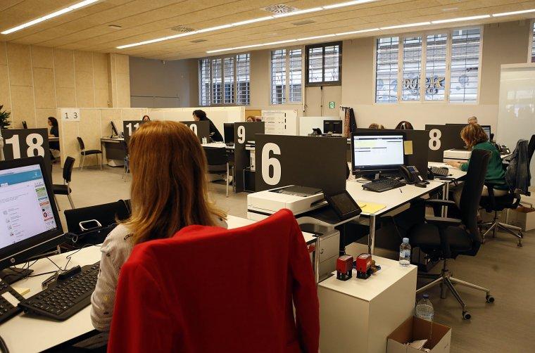 Imatge de l'oficina de l'OMAC