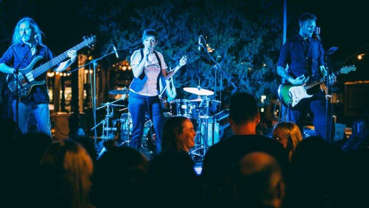 Imatge d'un concert del Nomad